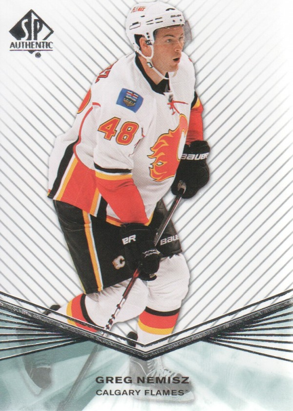 2011-12 SP Authentic Rookie Extended #R11 Greg Nemisz