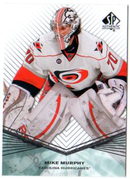 2011-12 SP Authentic Rookie Extended #R12 Mike Murphy