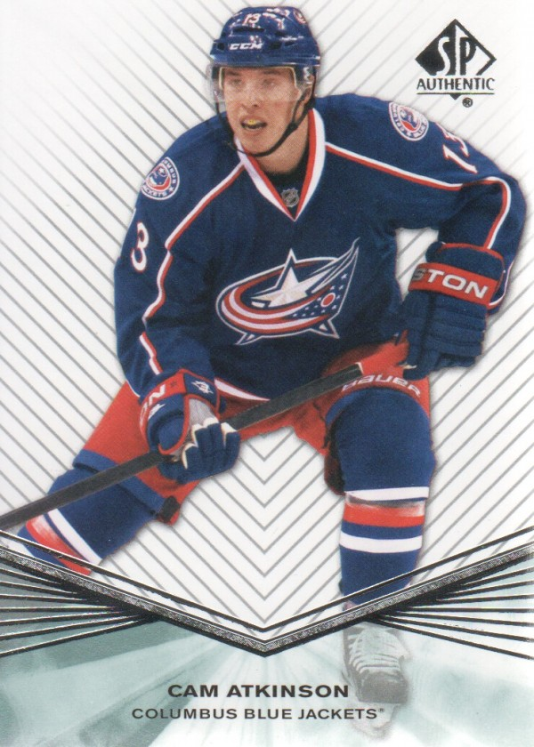 2011-12 SP Authentic Rookie Extended #R19 Cam Atkinson