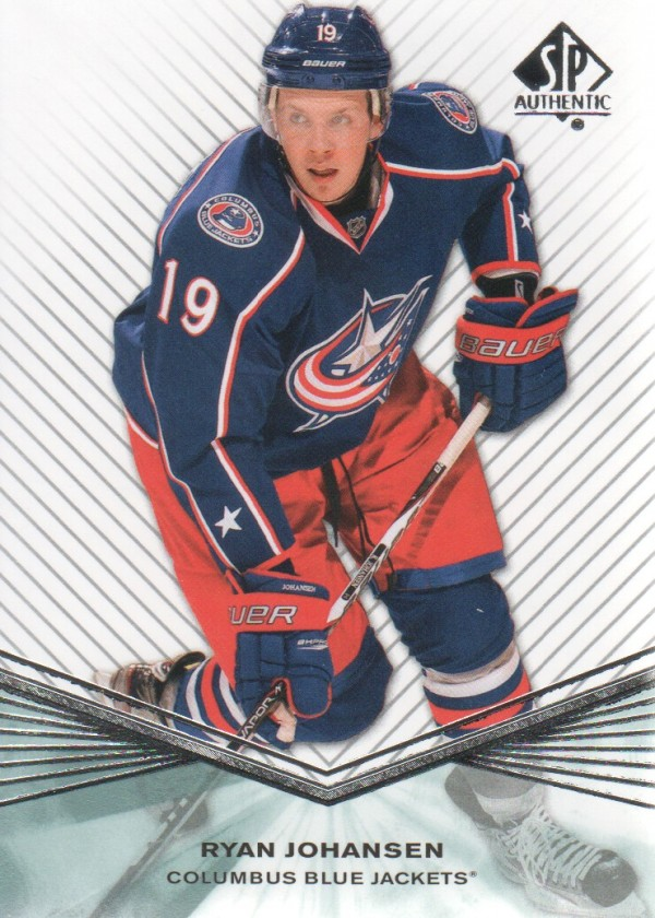 2011-12 SP Authentic Rookie Extended #R23 Ryan Johansen