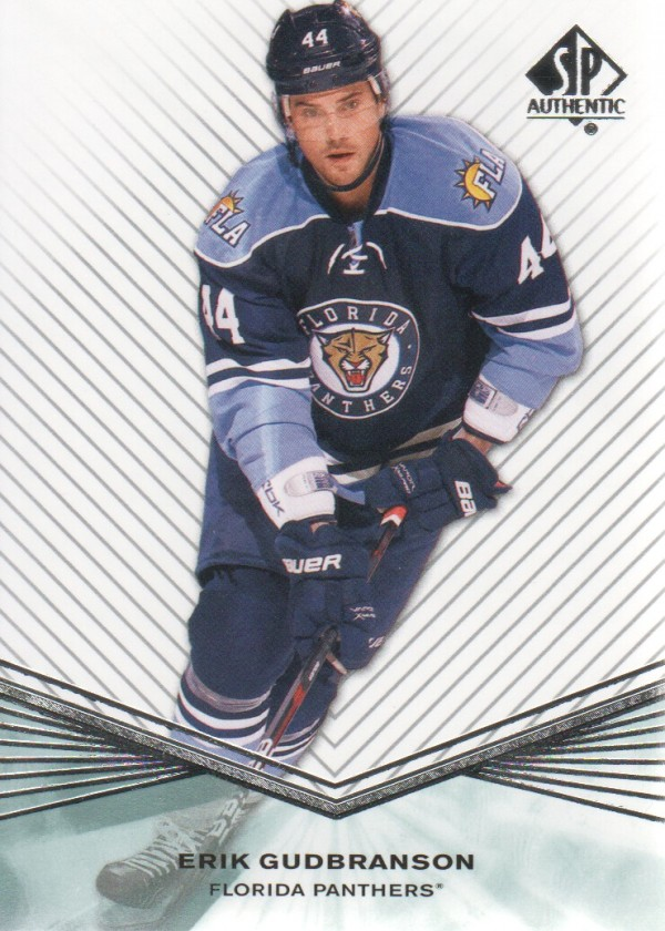 2011-12 SP Authentic Rookie Extended #R37 Erik Gudbranson