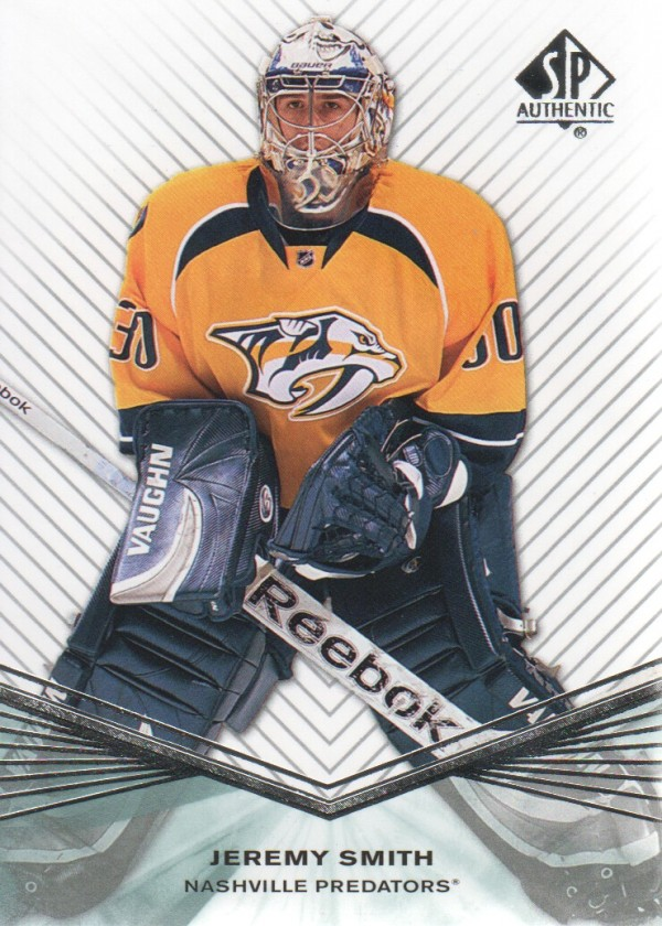 2011-12 SP Authentic Rookie Extended #R53 Jeremy Smith