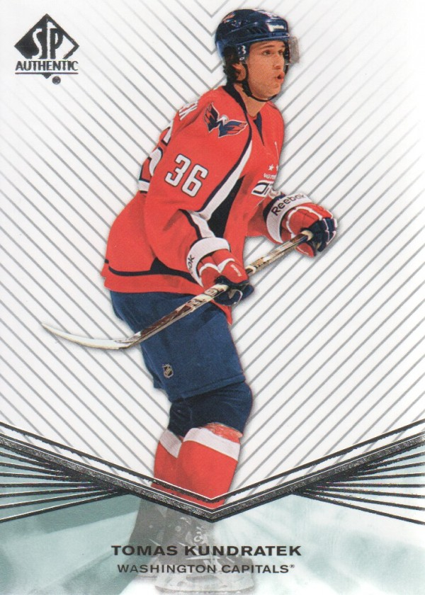 2011-12 SP Authentic Rookie Extended #R95 Tomas Kundratek