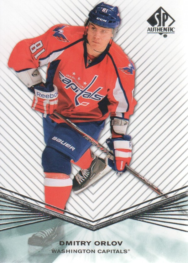2011-12 SP Authentic Rookie Extended #R97 Dmitry Orlov