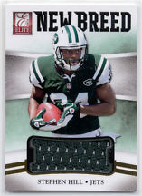 2012 Elite New Breed Jerseys #14 Stephen Hill/399