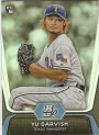 2012 Bowman Platinum #9 Yu Darvish RC