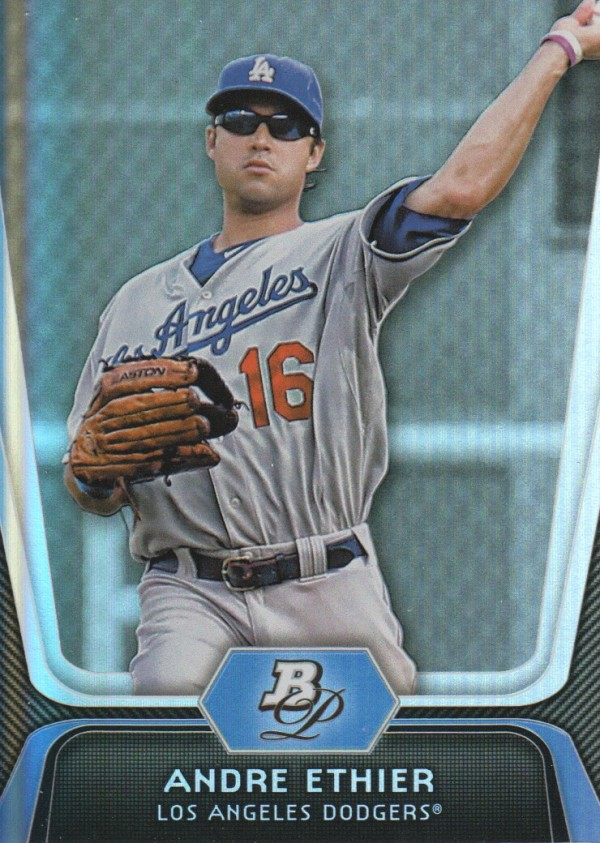 2012 Bowman Platinum #31 Andre Ethier