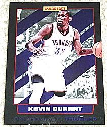 2012 Panini National Convention #8 Kevin Durant