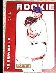 2012 Panini National Convention #31 Yu Darvish/499