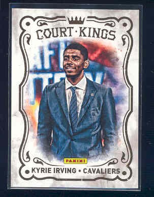 2012 Panini National Convention Kings VIP #4 Kyrie Irving