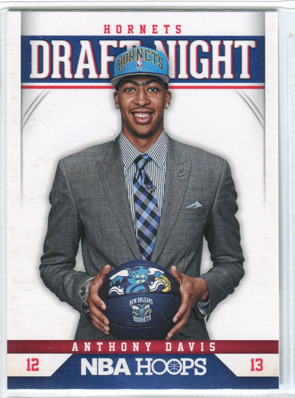 2012-13 Hoops Draft Night #1 Anthony Davis