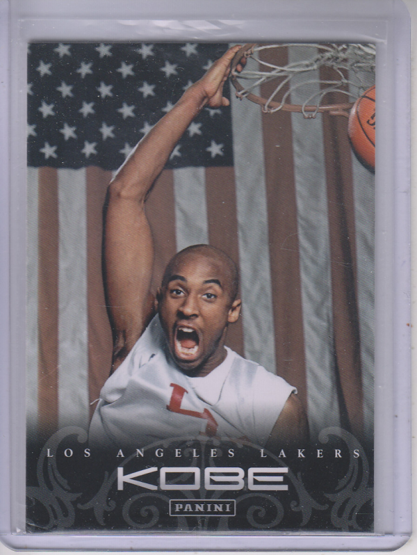 2012-13 Panini Kobe Anthology #1 Kobe Bryant