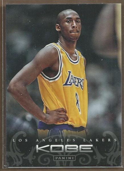 2012-13 Panini Kobe Anthology #3 Kobe Bryant