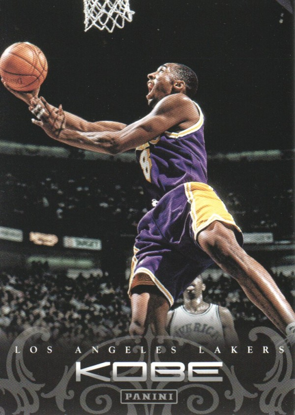 2012-13 Panini Kobe Anthology #7 Kobe Bryant