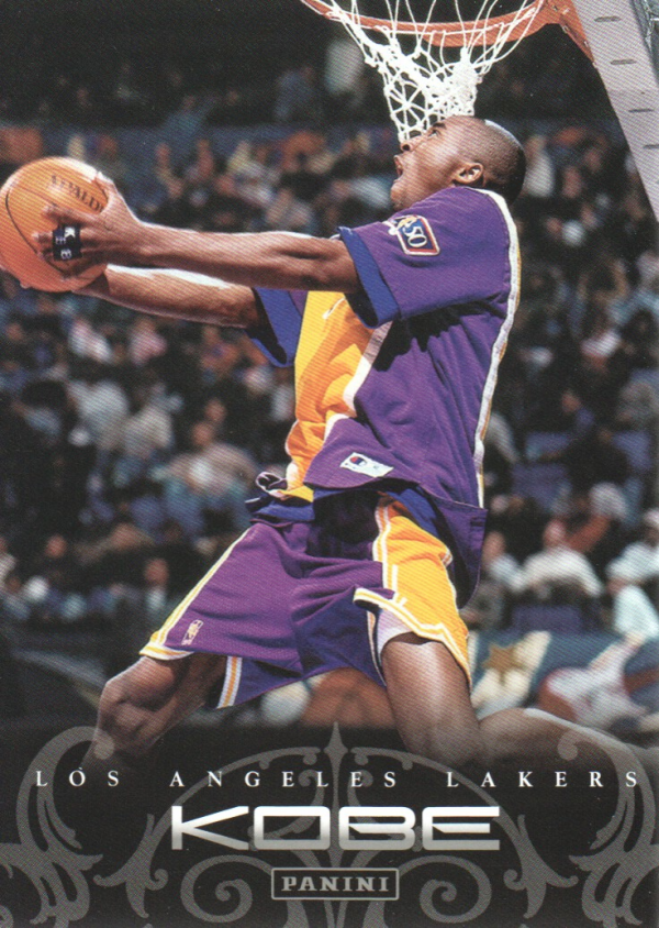 2012-13 Panini Kobe Anthology #8 Kobe Bryant
