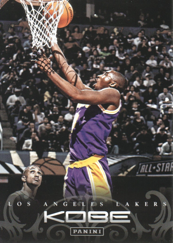 2012-13 Panini Kobe Anthology #9 Kobe Bryant