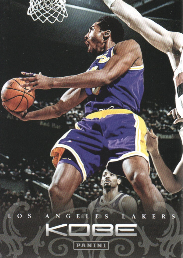 2012-13 Panini Kobe Anthology #10 Kobe Bryant
