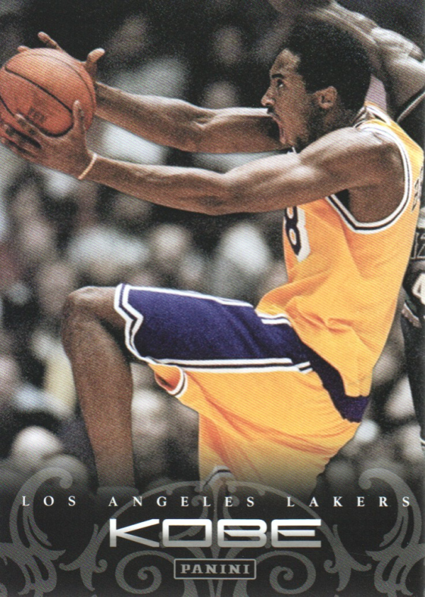 2012-13 Panini Kobe Anthology #12 Kobe Bryant