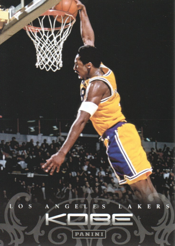 2012-13 Panini Kobe Anthology #18 Kobe Bryant