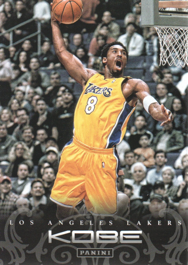 2012-13 Panini Kobe Anthology #19 Kobe Bryant