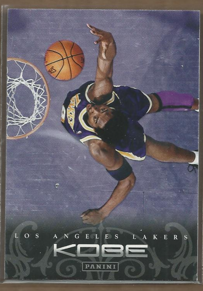 2012-13 Panini Kobe Anthology #20 Kobe Bryant