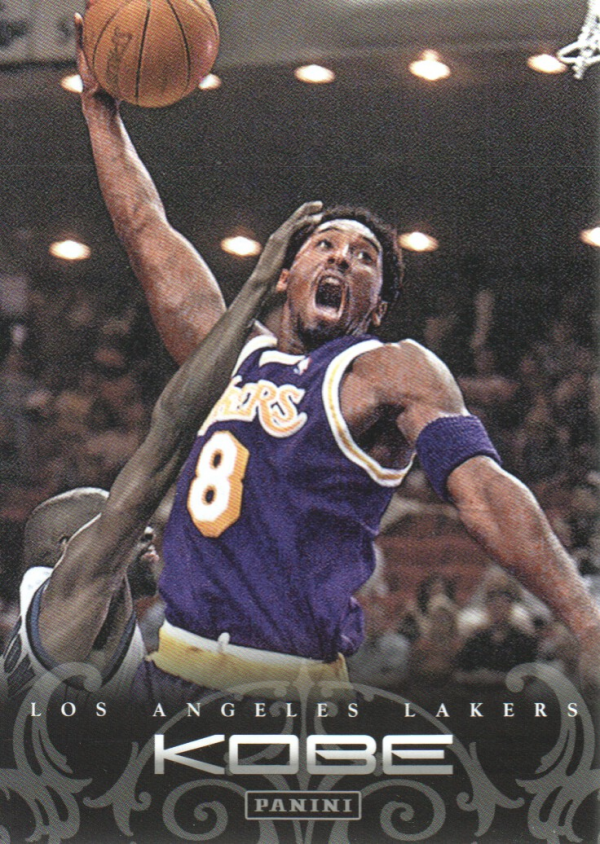 2012-13 Panini Kobe Anthology #21 Kobe Bryant