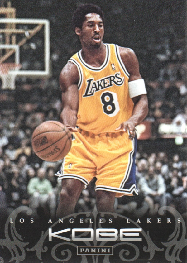 2012-13 Panini Kobe Anthology #22 Kobe Bryant