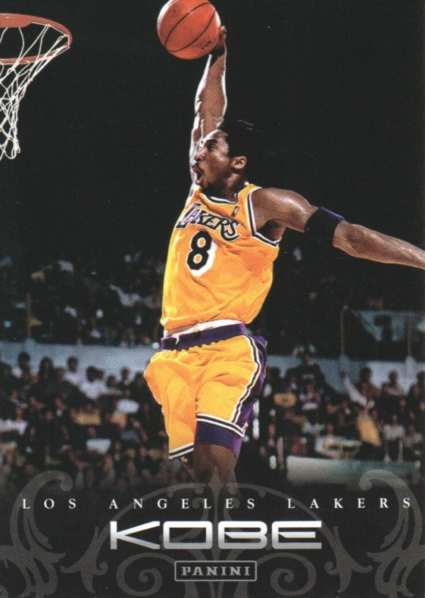 2012-13 Panini Kobe Anthology #26 Kobe Bryant