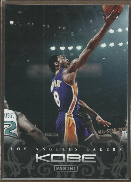 2012-13 Panini Kobe Anthology #28 Kobe Bryant