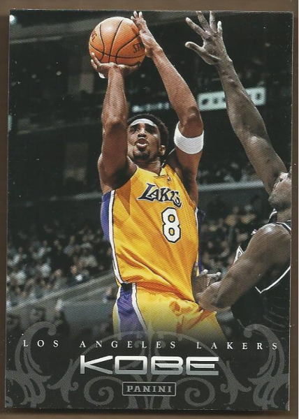 2012-13 Panini Kobe Anthology #29 Kobe Bryant