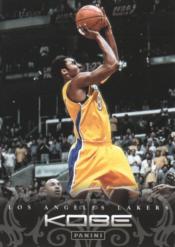 2012-13 Panini Kobe Anthology #30 Kobe Bryant