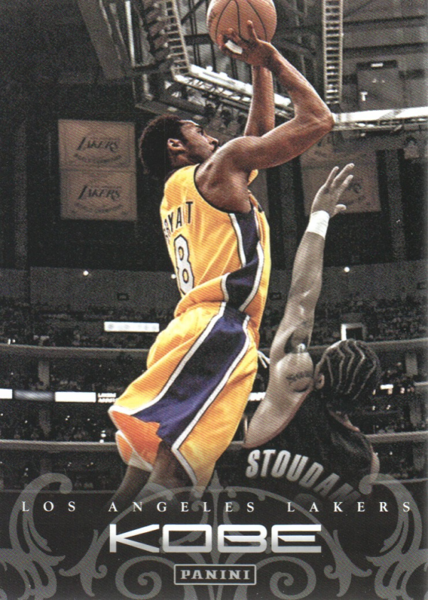 2012-13 Panini Kobe Anthology #32 Kobe Bryant