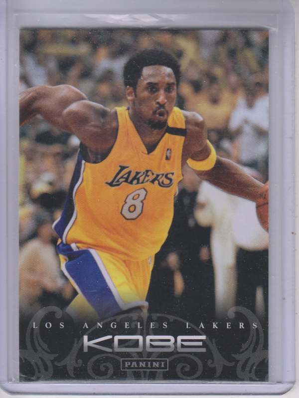2012-13 Panini Kobe Anthology #33 Kobe Bryant