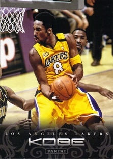 2012-13 Panini Kobe Anthology #36 Kobe Bryant