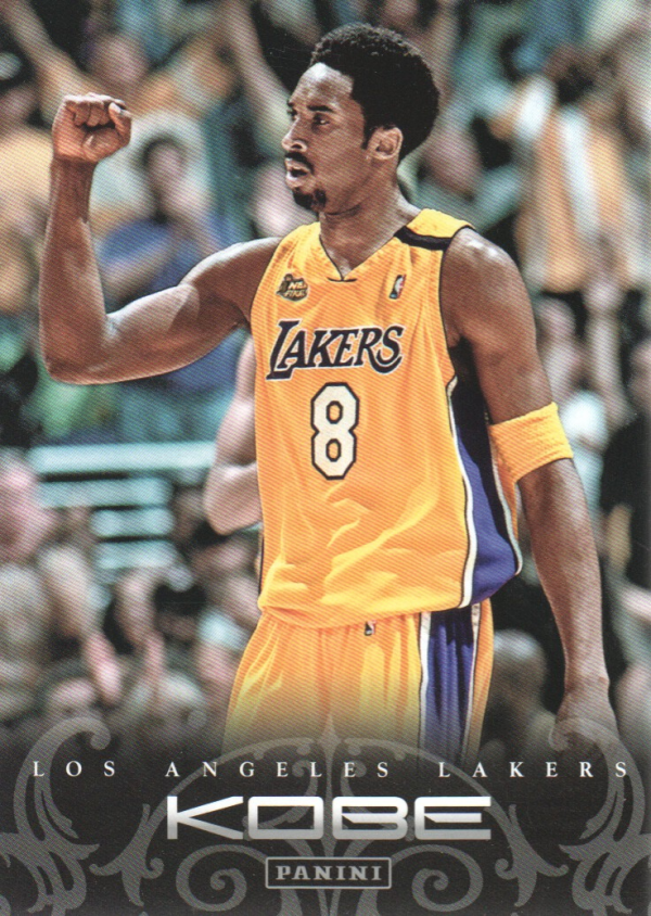 2012-13 Panini Kobe Anthology #37 Kobe Bryant