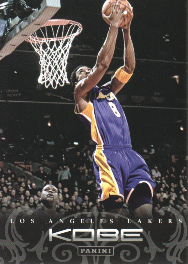 2012-13 Panini Kobe Anthology #38 Kobe Bryant