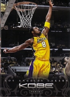 2012-13 Panini Kobe Anthology #39 Kobe Bryant