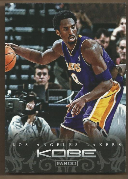 2012-13 Panini Kobe Anthology #40 Kobe Bryant