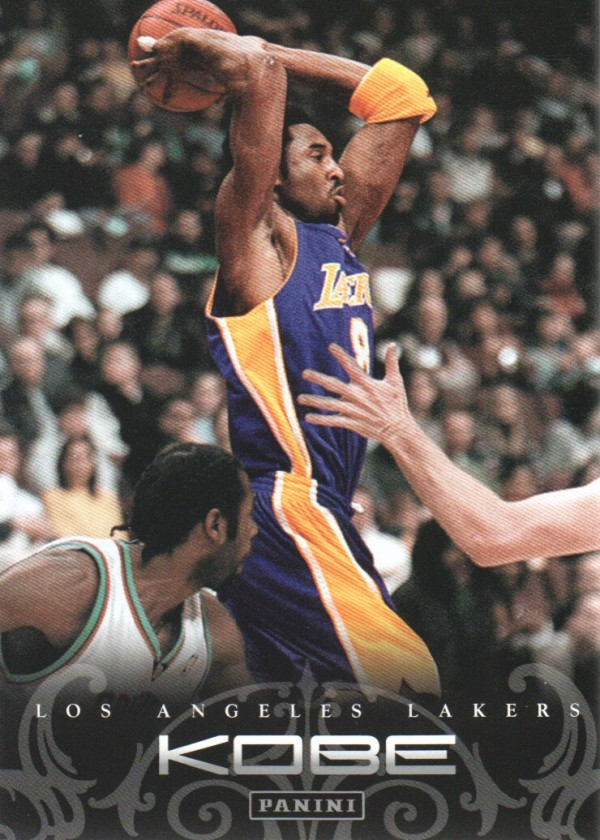 2012-13 Panini Kobe Anthology #41 Kobe Bryant
