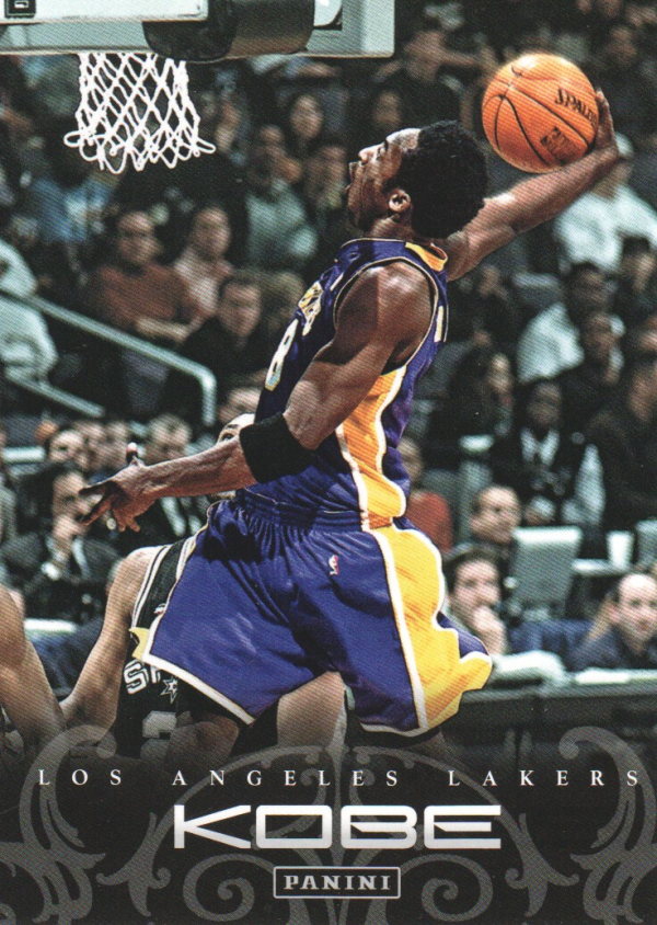2012-13 Panini Kobe Anthology #43 Kobe Bryant
