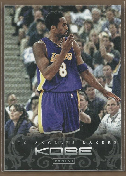 2012-13 Panini Kobe Anthology #44 Kobe Bryant