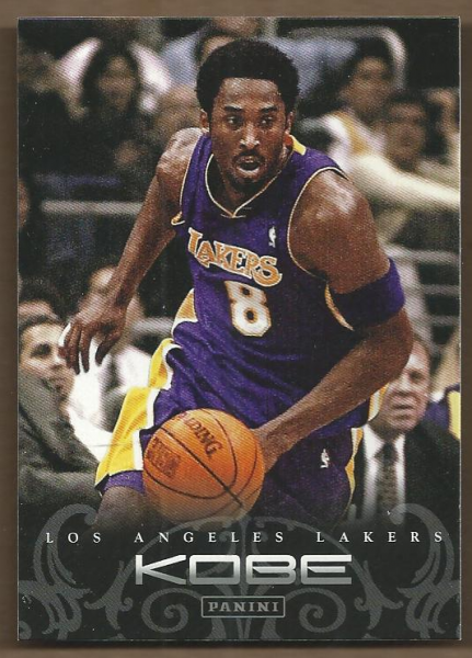 2012-13 Panini Kobe Anthology #46 Kobe Bryant