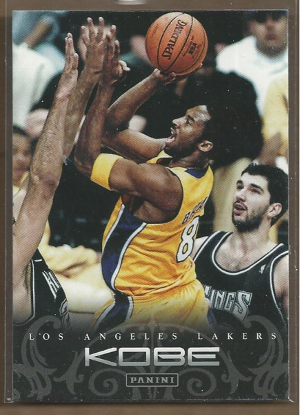 2012-13 Panini Kobe Anthology #47 Kobe Bryant