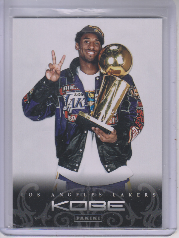 2012-13 Panini Kobe Anthology #48 Kobe Bryant