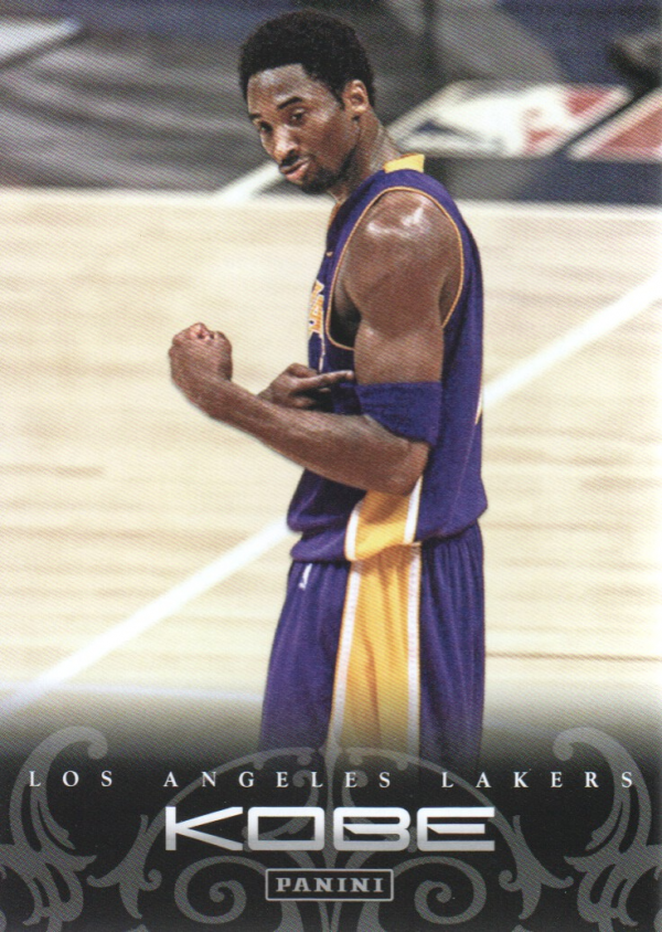 2012-13 Panini Kobe Anthology #51 Kobe Bryant