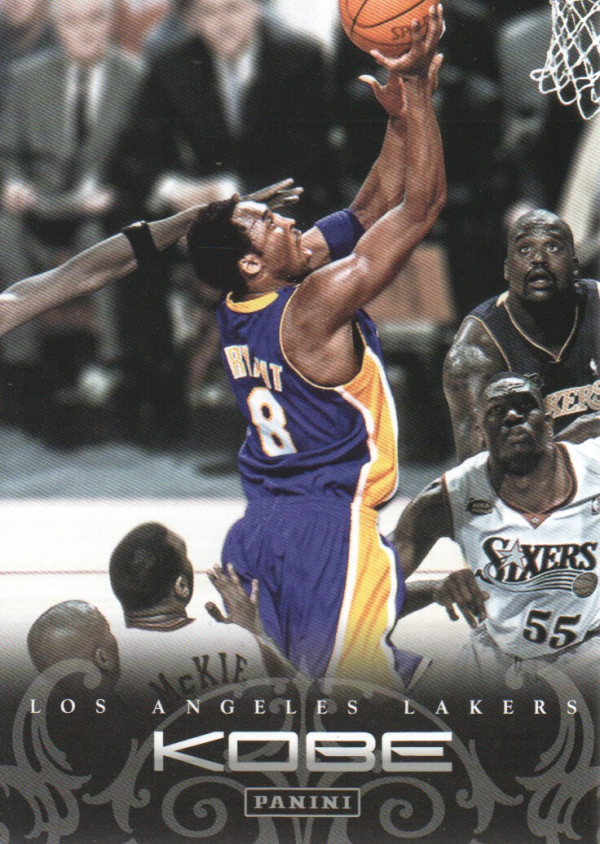 2012-13 Panini Kobe Anthology #52 Kobe Bryant