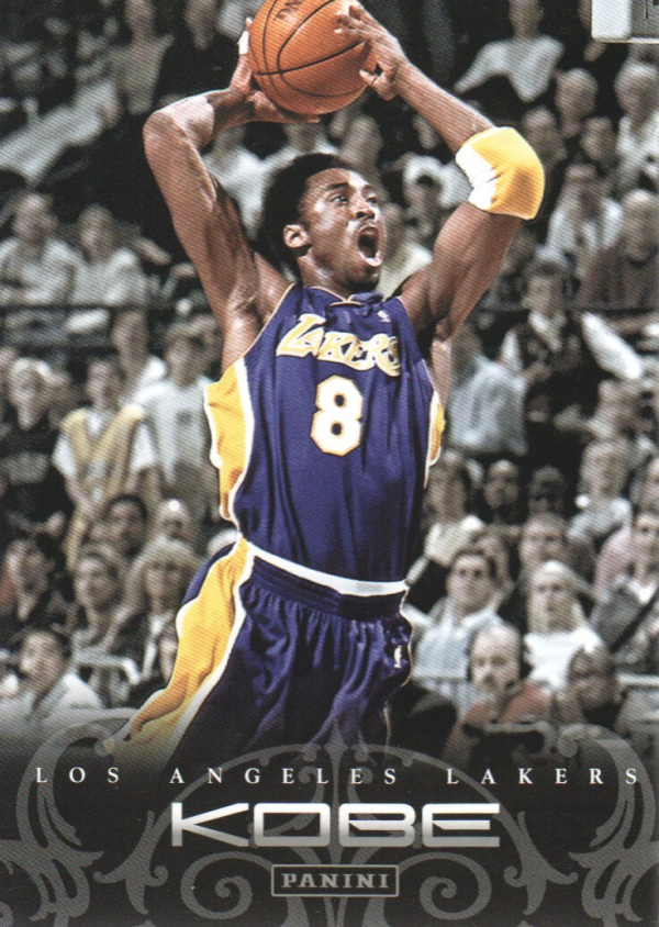 2012-13 Panini Kobe Anthology #53 Kobe Bryant