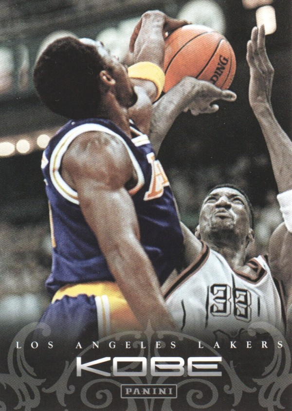 2012-13 Panini Kobe Anthology #54 Kobe Bryant