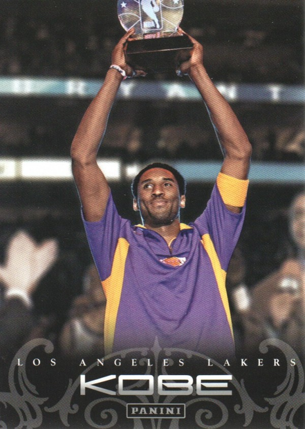 2012-13 Panini Kobe Anthology #56 Kobe Bryant