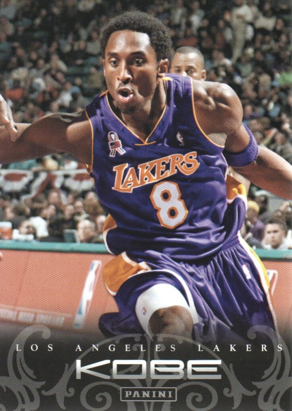 2012-13 Panini Kobe Anthology #57 Kobe Bryant